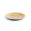 Brilliant - Gray Colored Bamboo Salad Plate 8.5 inches, Set of 4