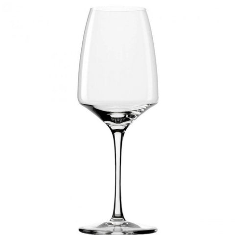 Guy Degrenne - Muse Crystal Clear Water Goblet Glass with Stem, 15 oz. Set of 6
