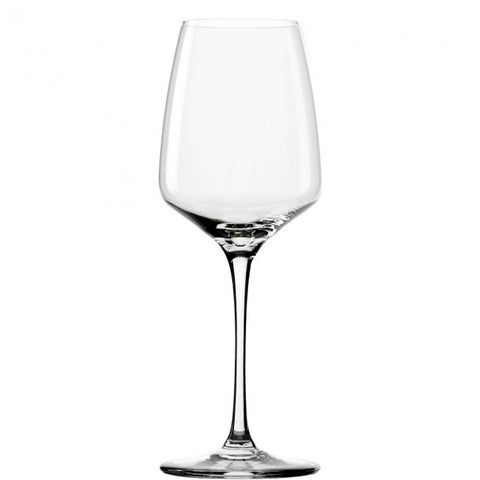 Guy Degrenne - Muse Crystal Clear Red Wine Glass with Stem, 11 oz. Set of 6