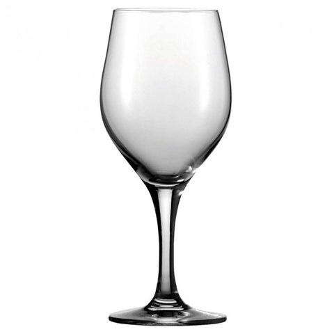 Guy Degrenne - Montmartre Crystal Clear Water Goblet with Stem, 14 oz. Set of 6