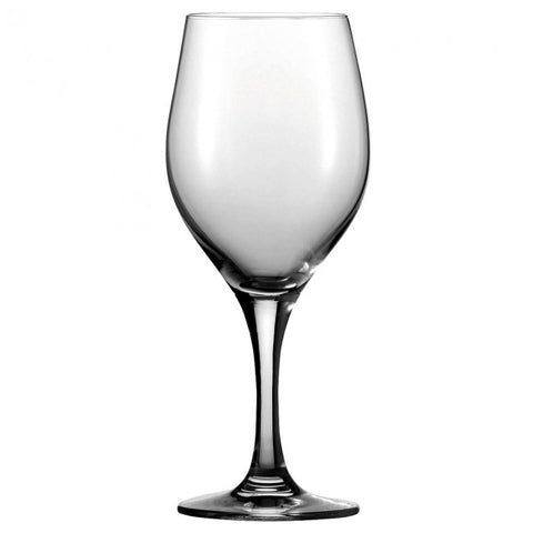 Guy Degrenne - Montmartre Crystal Clear White Wine Glass with Stem, 8 oz. Set of 6