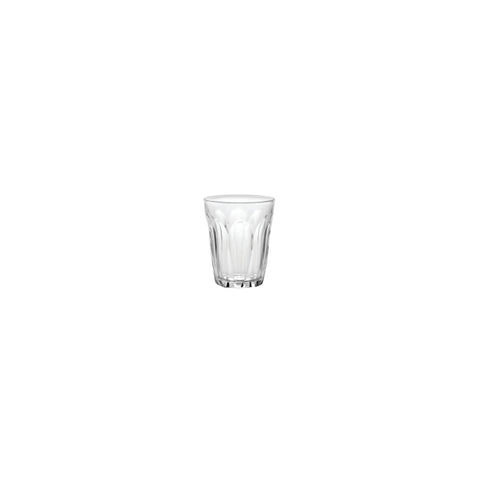 Image of Duralex - Provence Clear Drinking Glass Tumbler, 4.5oz. (130ml) Set of 6