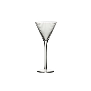 Degustation Tall Stemmed Cordial Glasses 2.5 Ounces, Set of 4 Assorted Shapes