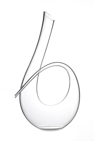 Toulouse Twisted Horn Decanter