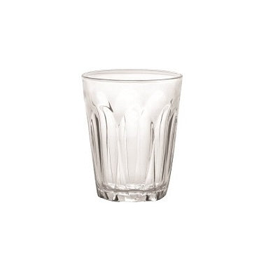 Duralex - Provence Clear Drinking Glass Tumbler, 7oz. (220ml) Set of 6