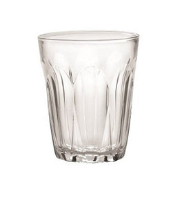 Duralex - Provence Clear Drinking Glass Tumbler, 8oz. (250ml) Set of 6