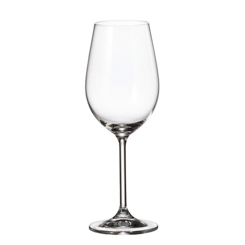 Image of Gastro White or Red Wine Glasses Set of 6, 11.8 Ounces