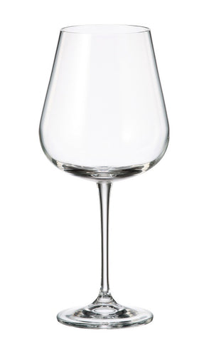 Crystalite Bohemia - Amundsen Large Wine Glass 22oz. (670ml) Set of 6
