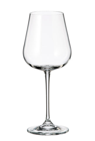 Crystalite Bohemia - Amundsen Universal Wine Glass 15oz. (450ml) Set of 6
