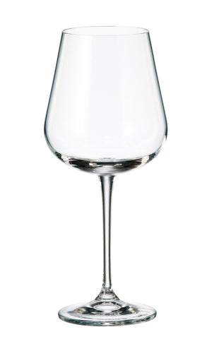 Image of Crystalite Bohemia - Amundsen Red Wine Glass 18oz. (540ml) Set of 6