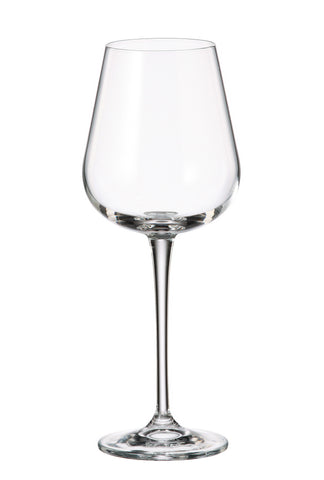 Crystalite Bohemia - Amundsen White Wine Glass 11oz. (330ml) Set of 6