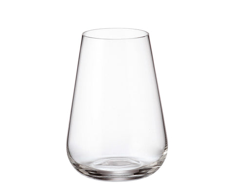 Crystalite Bohemia - Amundsen/Ardea Stemless Drinking Glasses 10 Ounces (300ml) Set of 6