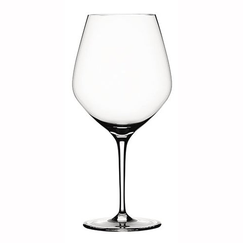 Image of Spiegelau - Authentis Rotwein-Ballon Burgundy Wine Glasses 26.5oz. Set of 4