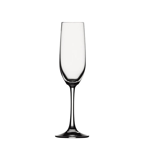 Image of Spiegelau - Vino Grande Champagne Flute - Sparkling Wine Glasses 6 2/7 oz. Set of 4
