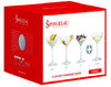 Spiegelau Dessert/Champagne Glasses Set Of 4 250ml