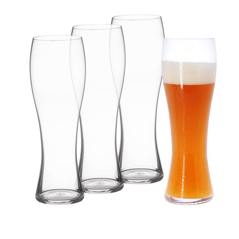 Spiegelau - Beer Classics Hefeweizen Glasses 24.5 oz. Set of 4