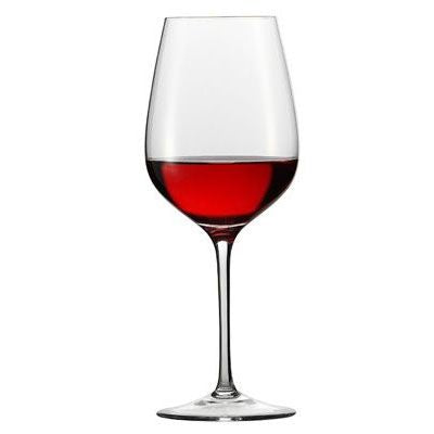 Eisch Breathable Superior Bordeaux Wine Glass 25oz Set Of 6