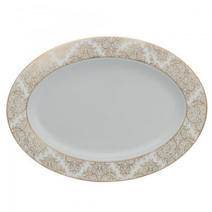Brilliant - Ritz Gold Platter 35cm