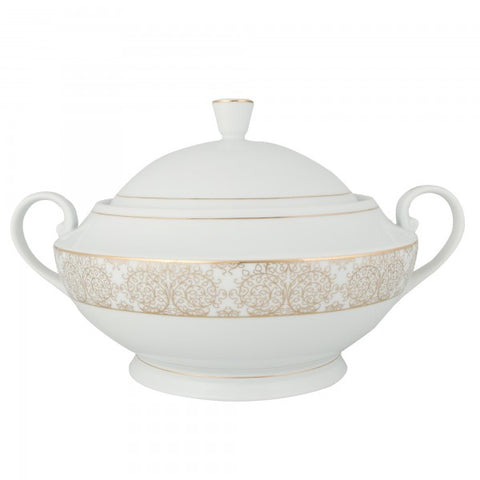 Brilliant - Ritz Gold Soup Tureen