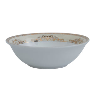 Brilliant - Majesty Gold Salad Bowl 22cm