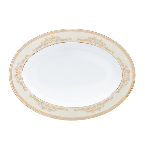 Brilliant - Majesty Gold Platter 35cm
