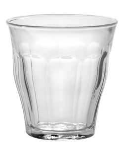 Duralex - Picardie Clear Tumbler 130 ml - 4 5-8 oz Set Of 6