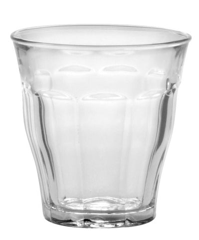 Duralex - Picardie Clear Tumbler 160 ml - 5 5-8 oz Set Of 4