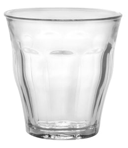 Duralex - Picardie Clear Tumbler 250 ml - 8 3-4 oz Set Of 6