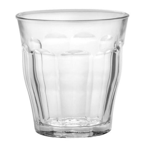 Duralex - Picardie Clear Tumbler 310 ml - 10 7-8 oz Set Of 4