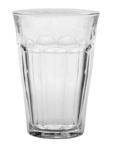 Duralex - Picardie Clear Tumbler 360 ml - 12 5-8 oz Set Of 6