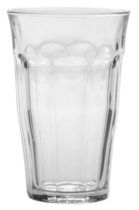 Duralex - Picardie Clear Tumbler 500 ml - 16 3/4 oz Set Of 6