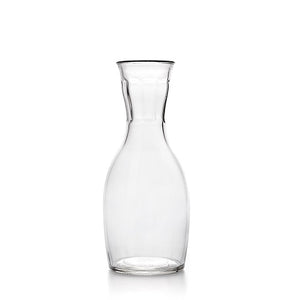 Duralex Picardie Carafe Clear Glass Carafe for Juice, 1 Liter