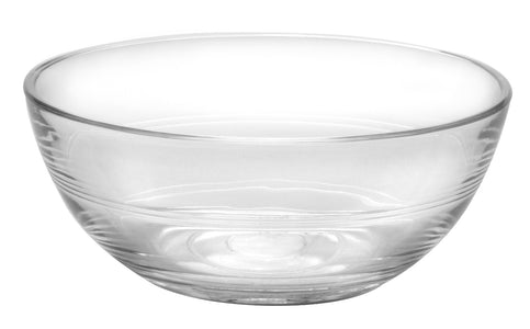 Duralex - Lys Clear Bowl 12 cm (4 3-4 in)  Set Of 6