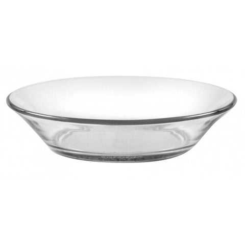 Duralex - Lys Clear Calotte Plate 17,5 cm (6 7-8 in)  Set Of 6