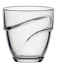 Duralex - Wave Clear Tumbler 27 cl (8 oz) S/6
