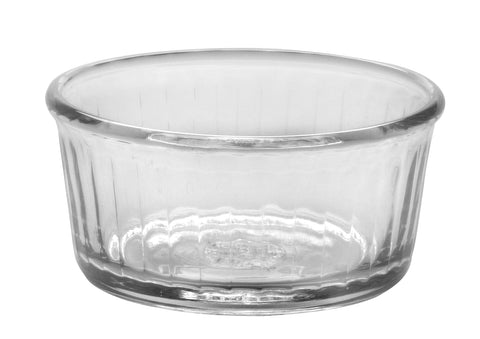 "Image of Duralex - Ramekin Clear Bowl 8,5 cm (3 3/8"")  S/4"