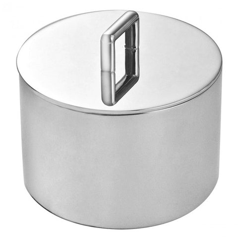 Guy Degrenne - Newport  Sugar Bowl with Lid, Stainless Steel, 11.8 oz.