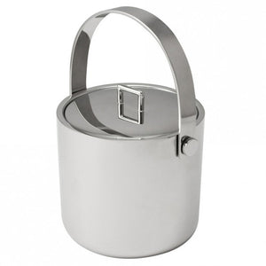 Guy Degrenne - Newport Ice Bucket, Stainless Steel