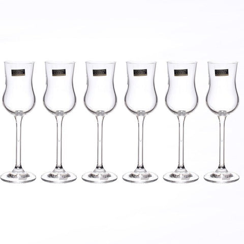 Image of Gastro Grappa Glasses 2.9 Ounces, Set of 6