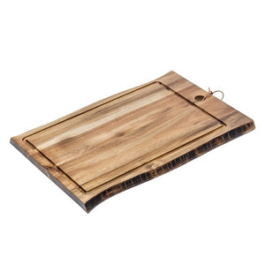 Brilliant - Organic Acacia Double Sided Wooden Large Cutting Board