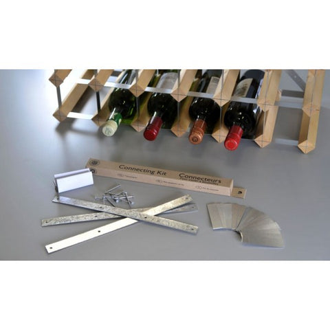 Image of Traditional Wine Rack Connecting Kit
