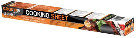 Cookina BBQ Reusable Cooking Sheet