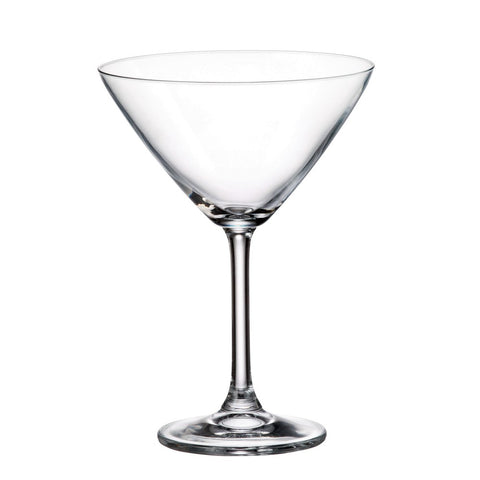 Gastro Martini Glasses Set of 6, 9.5 Ounces