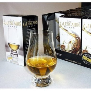 The Glencairn Whisky Glass Set of 12 Glasses - Single Gift Boxed