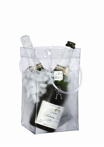Ice Bag Collapsible Wine Cooler Bag - King Size