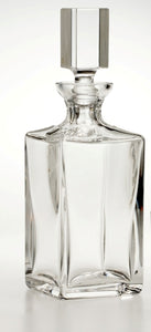 Uni Crystal Whiskey Decanter by Brilliant - 0.7L Lead Crstal