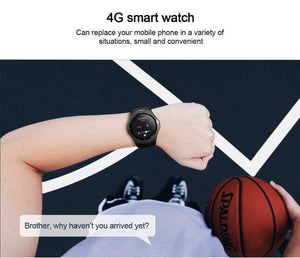 LEMFO LF25 4G 1.3 Inch IPS HD Display Smart Watch Android 7.1.1 GPS Bluetooth 1GB +16GB 600Mah Big Battery Sport Smartwatch Men - Worldwide Shipper