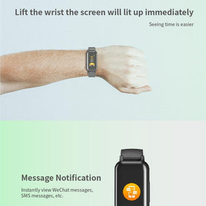LEMFO T89 TWS Smart Binaural Bluetooth Headphone Fitness Bracelet - Worldwide Shipper