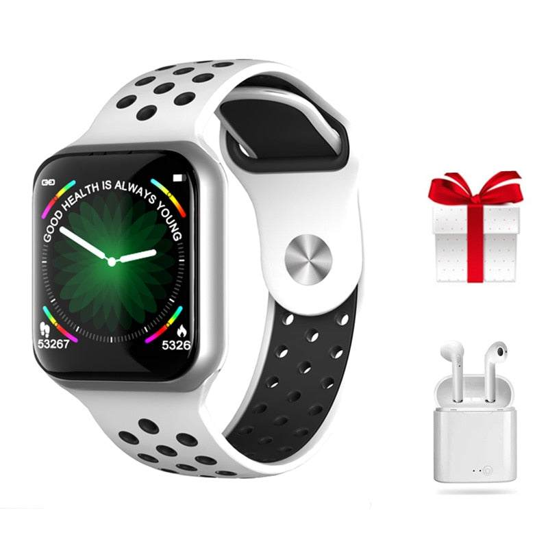 Sport Smart Watch with free Earphones