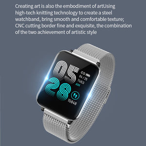 Smart Watch Wristband P1  For IOS And Android